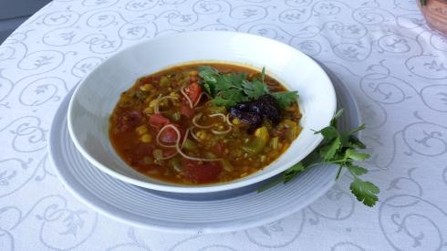 heidi's moroccan soup