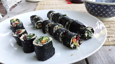 sushi - sarah b