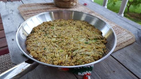 zucchini firecracker corn bread