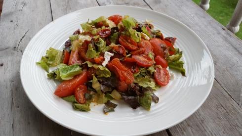 Salad from Heidi