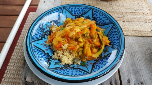 tagine from Kitchen Travels